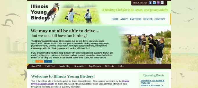 Illinois Young Birders