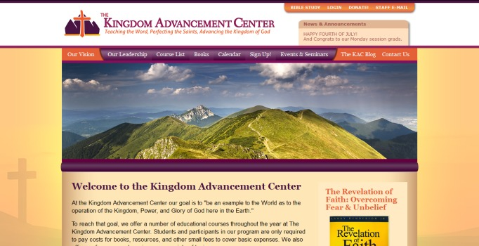 The Kingdom Advancement Center